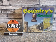 4 CD - Country's Greatest