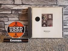 CD - Pet Shop Boys - Behaviour
