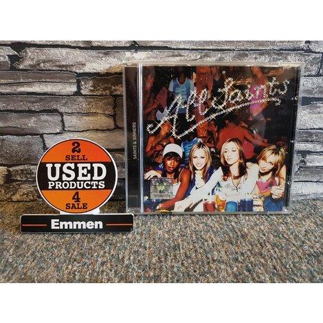 CD - All Saints - Saints & Sinners