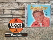 CD - Thomas Berge - Thomas Berge (gesigneerd)