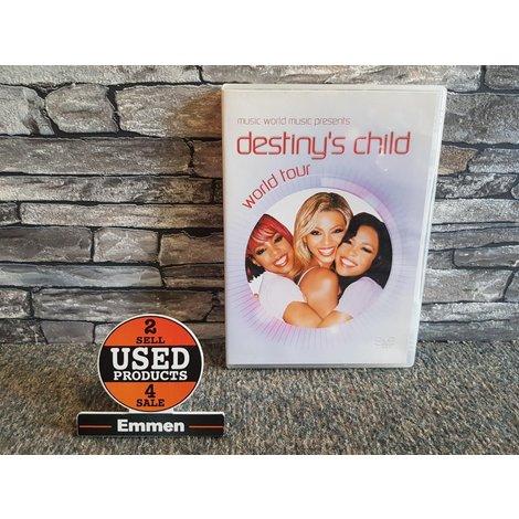 DVD - Destiny's Child - World Tour