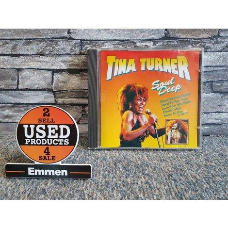 CD - Tina Turner - Soul Deep