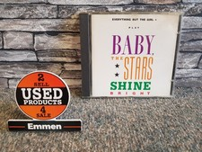 CD - Everything but the Girl - Baby, the Stars Shine Bright