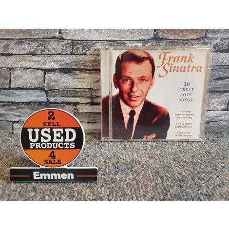 CD - Frank Sinatra - 20 Great Love Songs