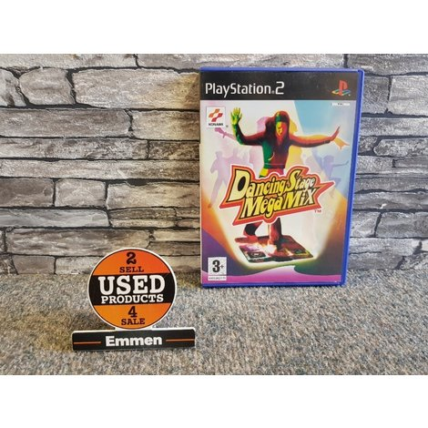 PS2 - Dancing Stage Megamix - Playstation 2 Game