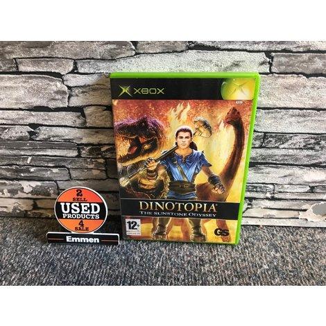 XBOX - Dinotopia - The Sunstone Odyssey