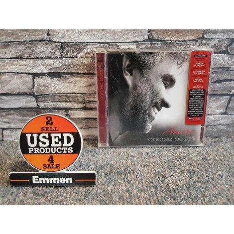 2CD - Andrea Bocelli - Amore