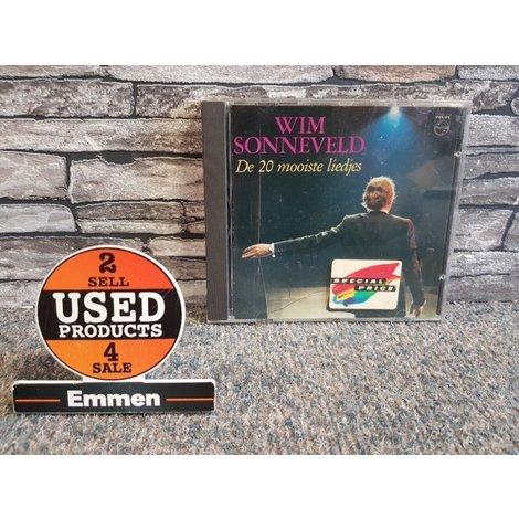 CD - Wim Sonneveld - De 20 Mooiste Liedjes