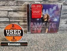CD - Josh Groban - Awake Live CD + DVD