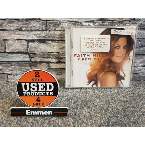 CD - Faith Hill - Fireflies