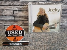 CD - Jacky - Living in a Lovesong