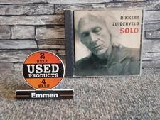 CD - Rikkert Zuiderveld - Solo