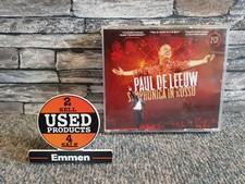 2CD - Paul de Leeuw - Symphonica in Rosso