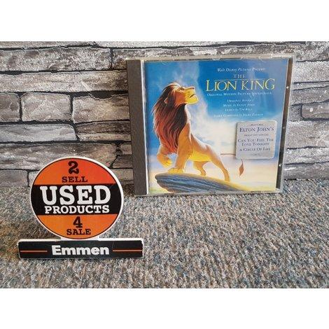 CD - The Lion King - Original Motion Picure Soundtrack