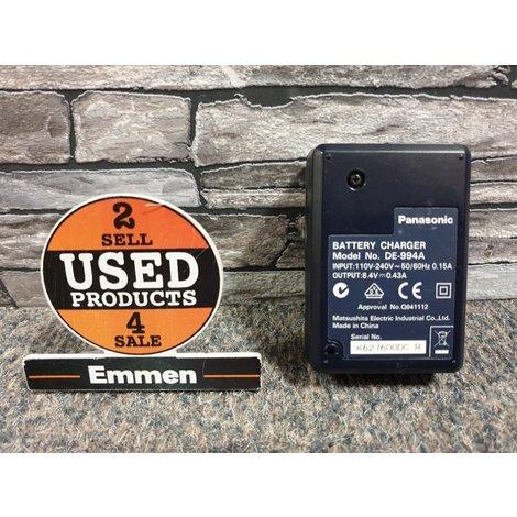 Panasonic DE-994A - Acculader (origineel)