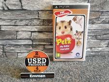 PSP - Petz - My Baby Hamster