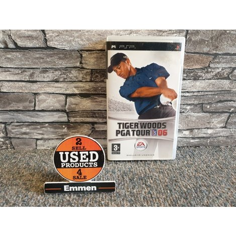 PSP - Tiger Woods PGA Tour 06