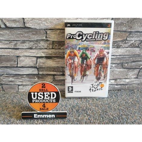 PSP - Pro Cycling Seizoen 2008