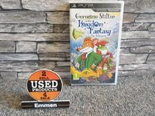 PSP - Geronimo Stilton - In the Kingdom of Fantasy