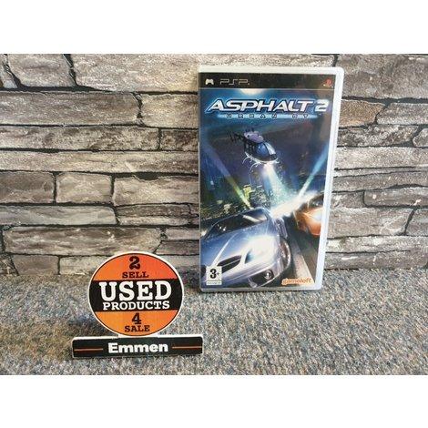 PSP - Asphalt 2 - Urban GT