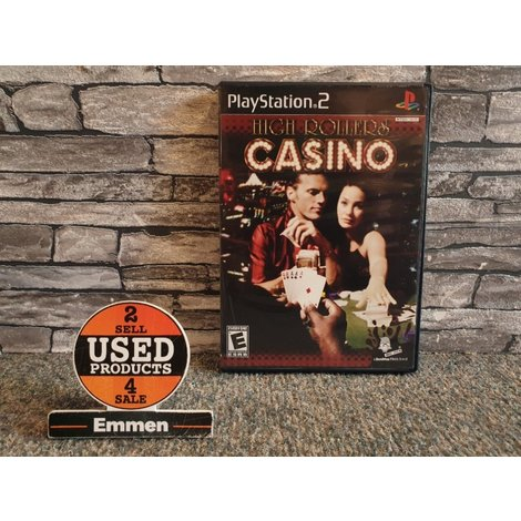 PS2 - High Rollers Casino