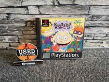 PS1 - Rugrats - Search for Reptar