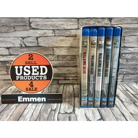 Blu-Ray - The Walking Dead - Seizoen 1 tm 5