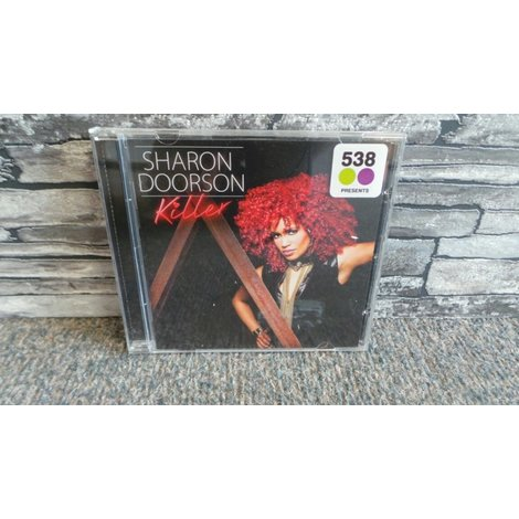 CD - Sharon Doorson - Killer