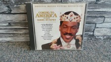 CD - Coming to America starring Eddie Murphy (The Original Motion Picture Soundtrack)