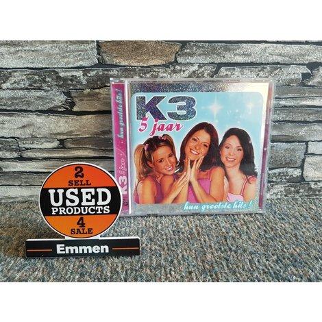 CD - K3 - 5 Jaar - Hun Grootste Hits