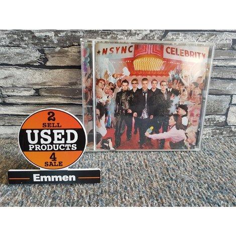 CD - NSync - Celebrity