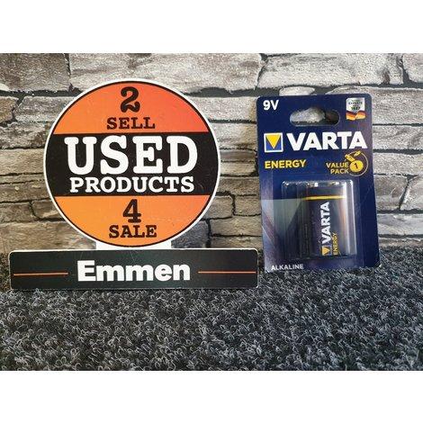 Varta 9V - Energy Baterij (Nieuw)