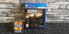 PS4 - Resident Evil Biohazard