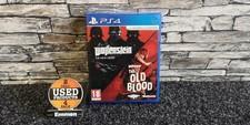 PS4 - Wolfenstein New Order + Old Blood