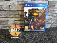 PS4 - inFAMOUS Second Son