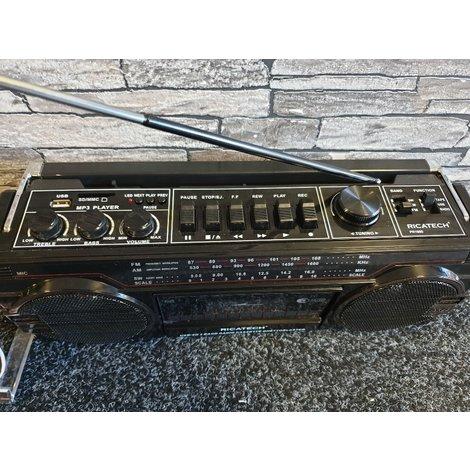 Ricatech PR1980 - USB Ghettoblaster