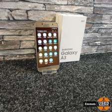 Samsung Galaxy A3 (2017) - Goud