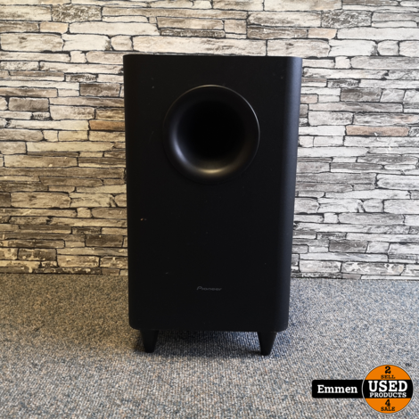 Pioneer S-22W-P - Subwoofer