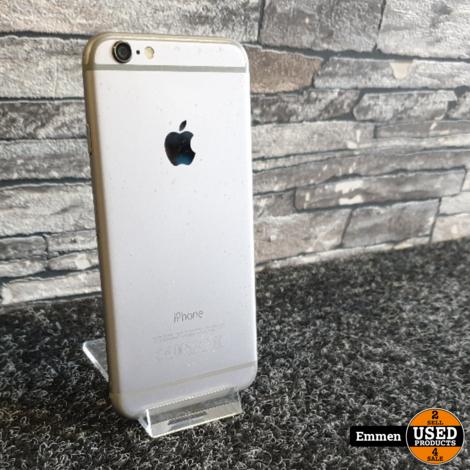 Apple iPhone 6 - 64 GB Zwart (Touch ID werkt niet)