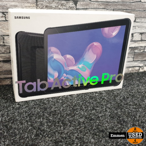 Samsung Galaxy Tab Active Pro - NIEUW!