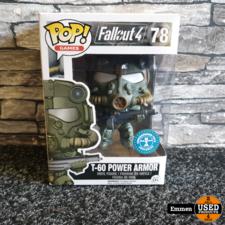 Funko Pop - T-60 Power Armor # 78 - Fallout 4