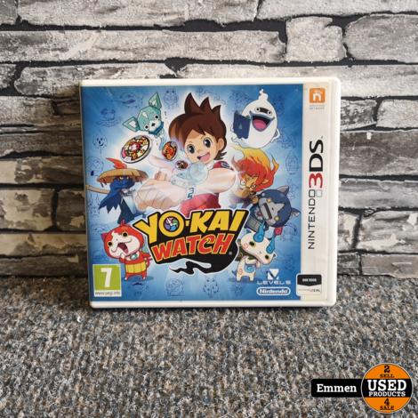 3DS - Yo-Kai Watch - Nintendo 3DS Game