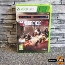 XBOX 360 - Motorcycle Club
