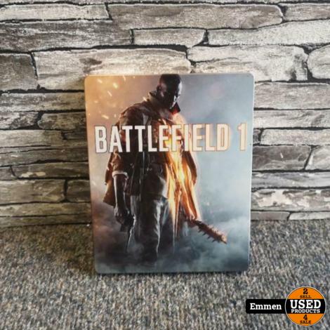 PS4 - Battlefield 1 + Steelcase