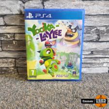 PS4 - Yooka-Laylee - Playstation 4 Game