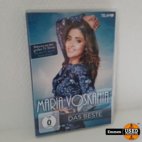 Muziek DVD - Maria Voskania - Das Beste (2017)