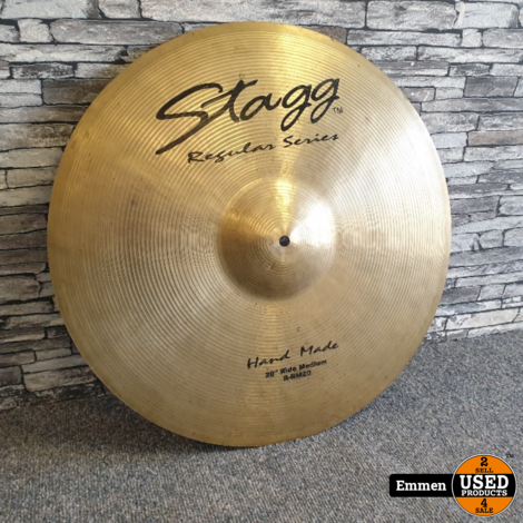Stagg Regular Series Hand Made 20 inch Ride Medium - R-RM20