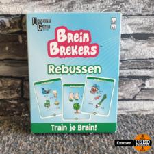 Brein Brekers - Rebussen