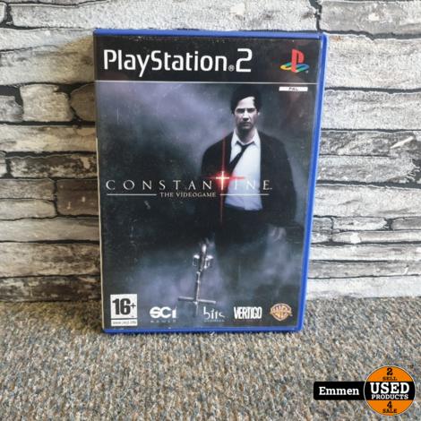 PS2 - Constantine