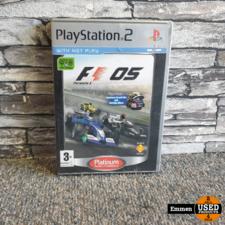 PS2 - Formula One 05
